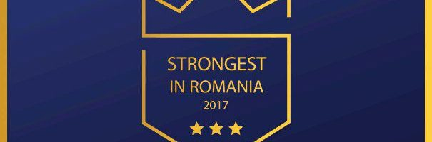 "Credit Info premiaza rezultatele inregistrate de catre Guard One – ""Strongest in Romania"""